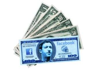 Facebook'tan Para Kazanmak !