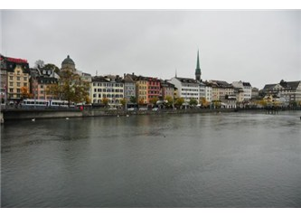 Bir Ülke bu kadar mı temiz ve düzenli olur : İsviçre