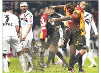 Galatasaray atamadı, Gençlerbirliği attı (Bedava penaltı da işe yaramadı!..)