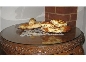Bir Kilo Yufka - İki Tepsi Börek