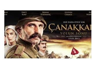 Çanakkale Yolun Sonu- seyre değer bir film