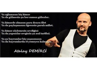 "Yetenek sensin ""Atalay Demirci"""
