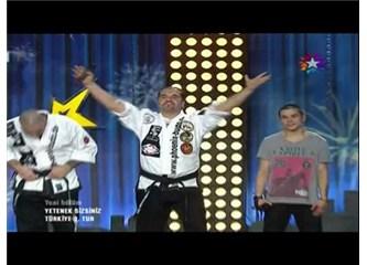 Tekin Doğan – benim için fazlasıyla ilkel bir gösteri: Yetenek Sizsiniz Türkiye – Yarı Final