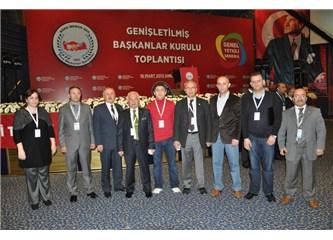 Samsun Büro Memur-sen yönetim kurulu, Büro Memur-sen genişletilmiş başkanlar kuruluna katıldı