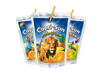 Capri Sun'lu çoraplar ve taytlar