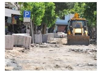 Gaziantep'in yaya sorunu