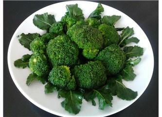 Brokoli, alkali ve çok yararlı bir besin... / ''Beslenmenin Diyalektiği'' (48)