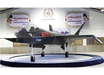 İran'ın yeni savaş uçağı: Qaher-313