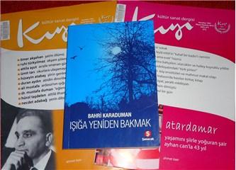 """Bahri Karaduman'la İzmir'den ''Işığa Yeniden Bakmak"""""""