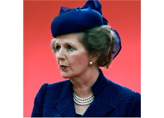 Demir Leydi; Margaret Thatcher hayatını kaybetti.
