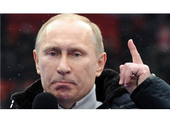 Putin, Batı'yı Nükleer Savaşla tehdit Etti