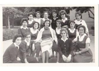 Bu yıl Erenköy Kız Lisesinden mezun oluşumuzun 50. Yılını kutluyoruz.