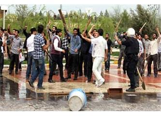Üniversite olayları ve barış süreci