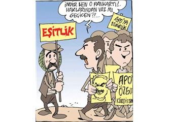 PKK'lılar belki de çekildi!
