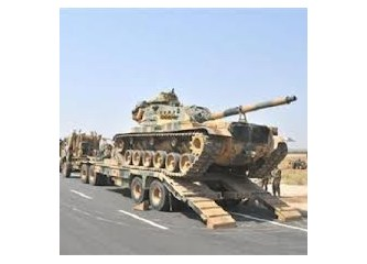 İşte çözüm süreci: İşte Tankların geriye dönüşü