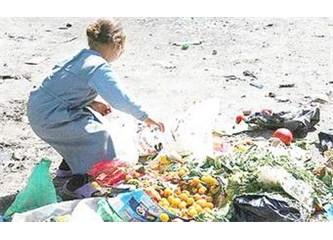 23 Nisan Çocuk Bayramında aç çocuk sayımız...