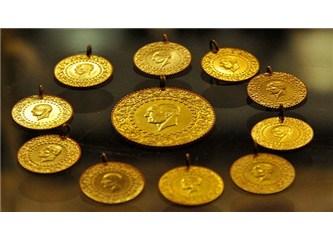 Altın liralar hala değerinin üstünde