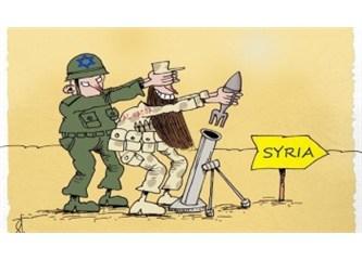 Avrupalılar Suriye'de