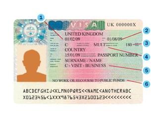 Birleşik Krallık / İngiltere için turist ve ziyaret vizesi alma