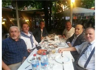 Ankaralı dostlarla,' Milliyet Blog Yazarlar' buluşması ...