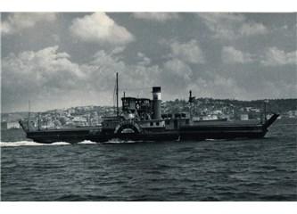 Dünyanın yapamadığını Osmanlı yaptı: İlk arabalı vapur