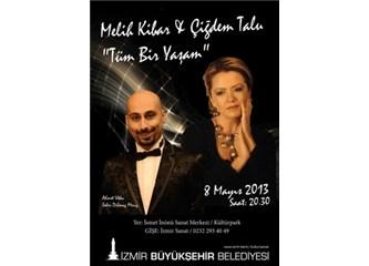 Ölümsüz bir aşk: Çigdem Talu & Melih Kibar - I