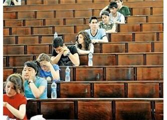 Sınavlar ve eğitim sistemimiz