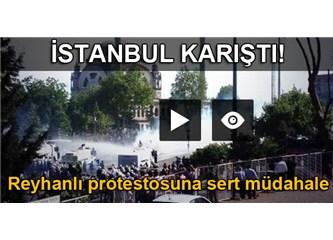 İstanbul karıştı, İstanbul Üniversitesi öğrencilerine sert müdahale