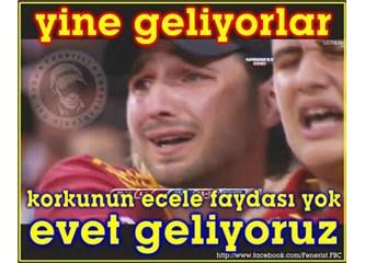 Galatasaray'ı yenen Fenerbahçe'ye PFDK'dan ceza yağdı!