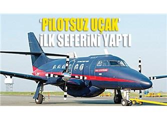 Pilotsuz Uçaklar