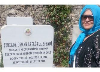 """""""Son Osmanlı"""" Osman Ertuğrul Efendi"""