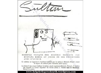 Sultan Vahdettin, 'Hükümete güçlük çıkartan sadece Mustafa Kemal Paşa'ydı'
