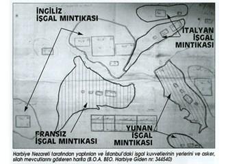 Mustafa Kemal Paşa Samsun'a gitmeden önce İstanbul'da neler yaşandı?