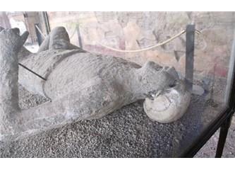 Tarihteki en ibretlik helak: Pompei