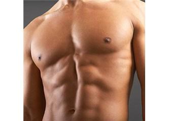 Erkeklerin göğsü nasıl küçülür?