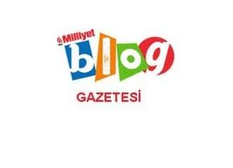 Ülke sorunlarına duyarsız kalmayan, Milliyet Blog yönetimini kutlarım..