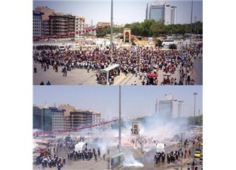 Hükümetin Taksim raporu