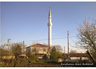 Kırklareli Karahamza Köyü