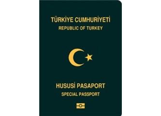Hususi Pasaport Hamilleri dikkat!!!!!!