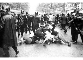 1968 Paris Öğrenci ayaklanmaları