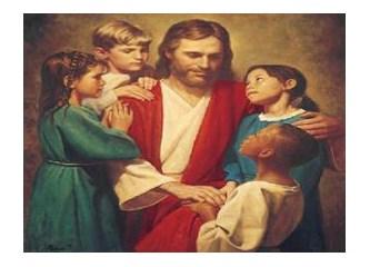 İncil'den sevgi ile ilgili güzel sözler…