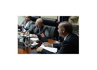 Başbakan'ın görüştüğü Gezi Park temsilcileri...