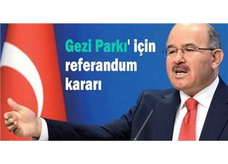 """Referandum: """"Sert"""" Erdoğan'ın kırılma hali"""""""