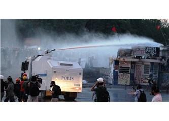 Gezi Parkı'nda sil baştan noktasındayız