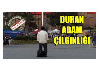 Duran Adam ve toplumun mizahı