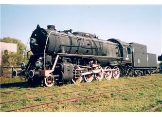 Zdunska Wola'da Tren Müzesi ( 6 )