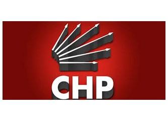 Şu CHP'nin işleri...