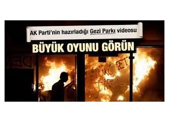 Gezi Parkı ''Büyük Oyun'' mu? Örgütlü, Planlı mı yoksa toplumsal bir patlama mı?