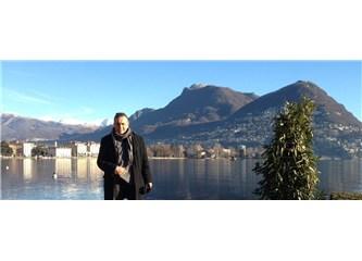 Lugano - İsviçre izlenimlerim