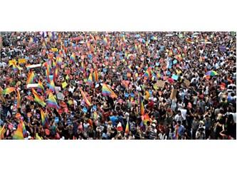 Taksim meydanından anında haberler